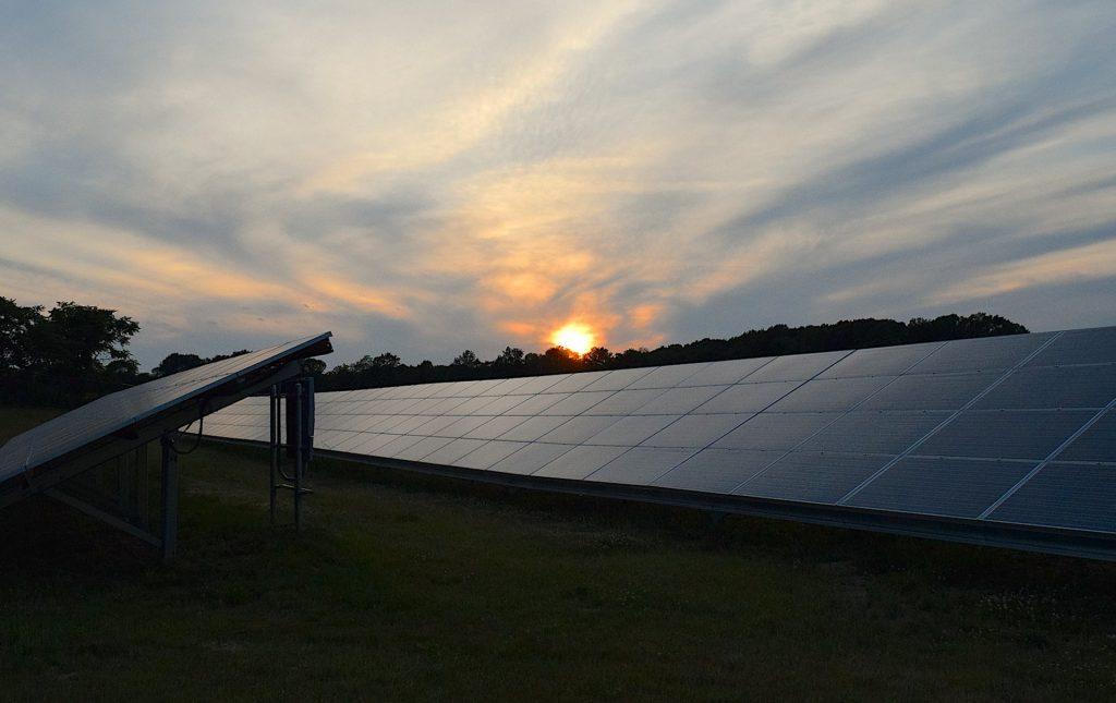 Funktionsweise der Photovoltaikanlage auf mond-blog.de