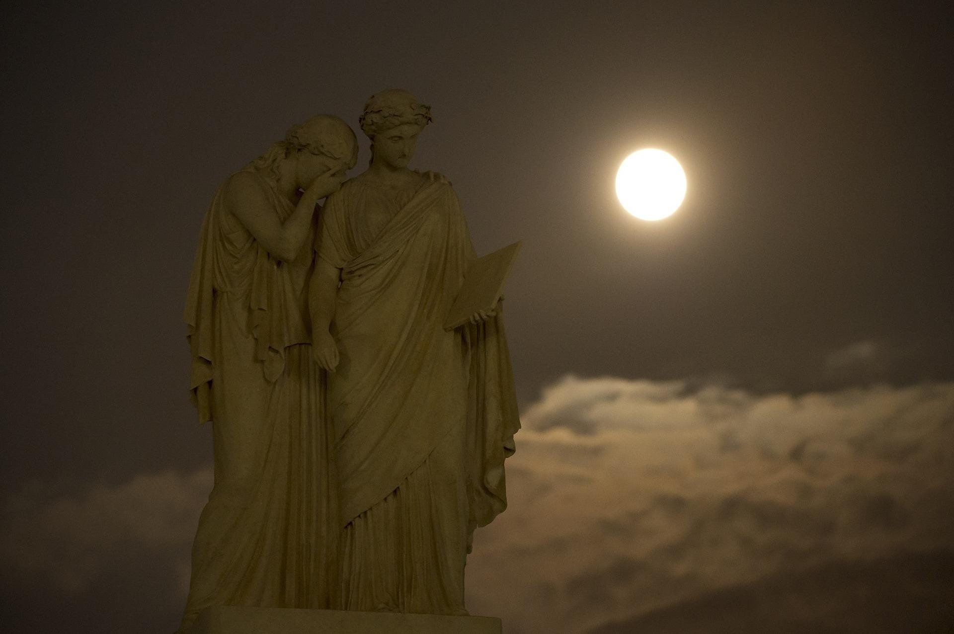 Mondphasen und Wohnungen auf mond-blog.de